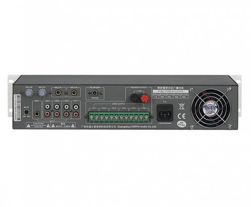 Микшер-усилитель DSPPA MP-610U